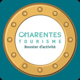 LOGO partenaires Charente Tourisme